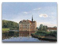 Замок Эгесков: Картина
