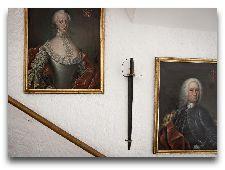 Замок Эгесков: Портреты