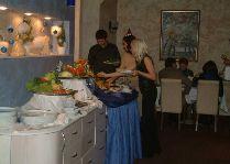 Новый Год в «Русском Стиле» в отеле «Eiropa Hotel»
