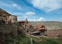 Монастырский комплекс Давид Гареджа