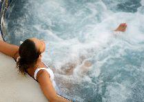 Бальнеологические факторы курорта Сверадув-Здруй: Ванны
