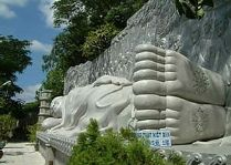 Гора Такоу (статуя лежащего Будды)