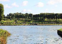 Замок Фредериксборг: Парк