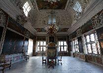 Замок Фредериксборг: Интерьеры замка