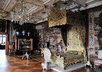 Замок Фредериксборг: Спальня