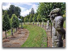 Замок Фредериксборг: В парке