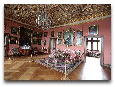 Замок Фредериксборг: Гостиная