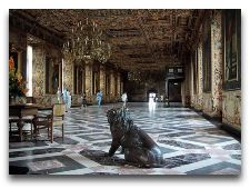 Замок Фредериксборг: Зал дворца