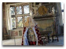 Замок Фредериксборг: Королевские одежды