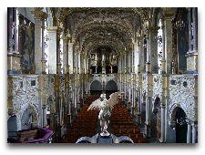 Замок Фредериксборг: Церковь в замке