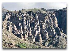 Достопримечательности Гориса: Каменный лес