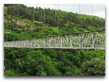 Достопримечательности Гориса: Мост Между старым и новым селомХндзореск