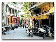 Старый квартал Ханоя