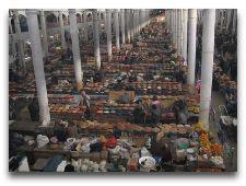 Достопримечательности Худжанда: базар в Худжанде