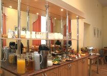 Кафе «Ридзыня» в отеле