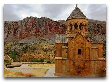 Достопримечательности Джермука: Монастырь-Нораванк