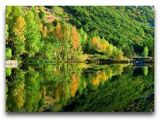 Достопримечательности Джермука: Осень