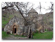 Достопримечательности Джермука: Монастырь Гндеванк