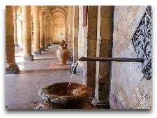 Джермук. Общая информация: Галерея Минеральных вод