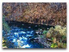 Джермук. Общая информация: Река Арпа