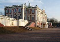 Достопримечательности Таллинна - Кадриорг