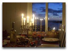 Устричная ферма Karingo: Ужин при свечах