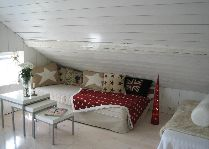 Karingo Loft: Karingoloft спальня