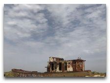 Кладбище кораблей в Муйнаке