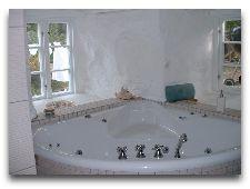 Рыбацкий коттедж в гавани: Рыбный коттедж ванная
