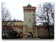Достопримечательности Кракова: Флорианские ворота