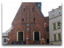 Достопримечательности Кракова: Костёл св. Барбары