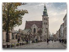 Достопримечательности Кракова: Костел Святого Андрея