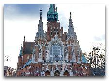 Достопримечательности Кракова: Костёл святого Иосифа