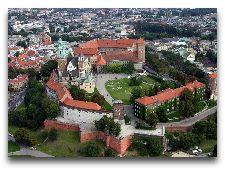 Достопримечательности Кракова: Королевский замок Вавель