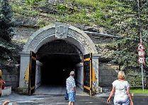 Криковские подвалы: Вход в Криковские подвалы