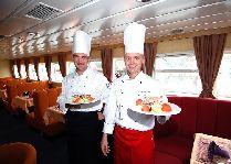 Круизы на остров Борнхольм (Дания): Повара в ресторане Янтаря