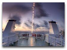 Круизы на остров Борнхольм (Дания): Палуба