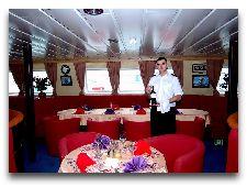 Круизы на остров Борнхольм (Дания): Ресторан в Янтаре