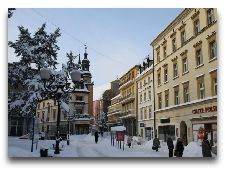 Курорт Цеплице-Слёнске-Здруй: Курорт зимой