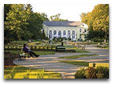Курорт Цеплице-Слёнске-Здруй: Курортный парк