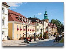 Курорт Цеплице-Слёнске-Здруй: Старый город