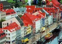 Legoland: Посетители среди макетов