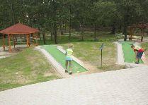 Летние виды спорта: Гольф-клуб