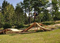 Летние виды спорта: Парк для велосипедистов