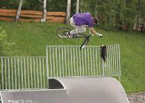 Летние виды спорта: скейт-парк