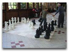 Летние виды спорта: Шахматы в Курзале
