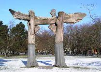 Достопримечательности Лиепая: Приморский парк