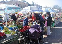Достопримечательности Лиепая: Центральный рынок