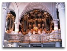 Достопримечательности Лиепая: Церковь Св. Троицы