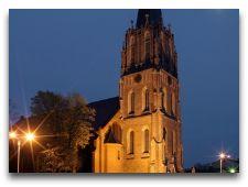 Достопримечательности Лиепая: церковь Св. Анны